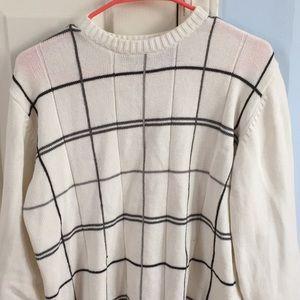 Oscar de la Renta striped sweater